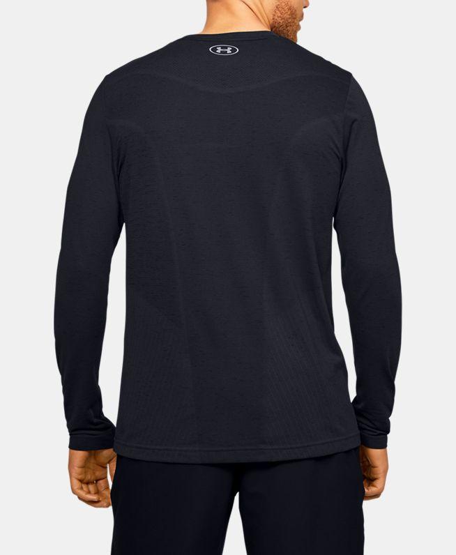 男士UA Seamless长袖运动衣