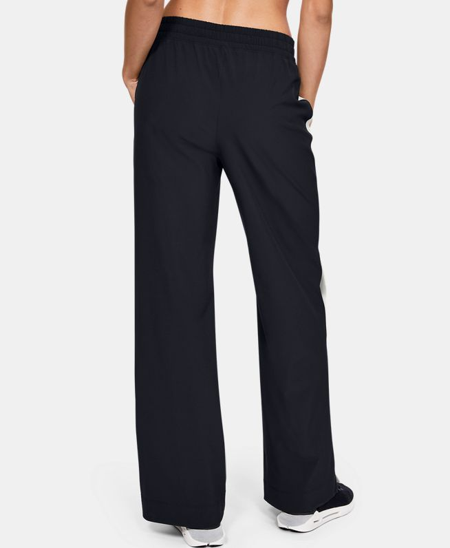 女士UA Recover Woven Wide Leg长裤