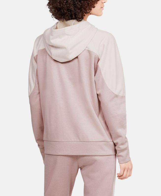 女士UA Recover拉链针织衫