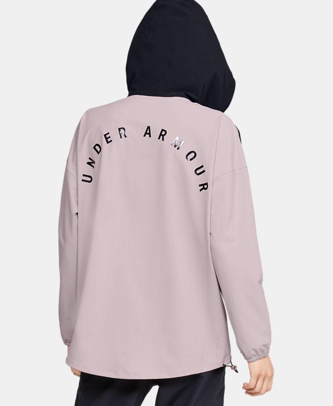 女士UA Recover Woven Anorak夹克