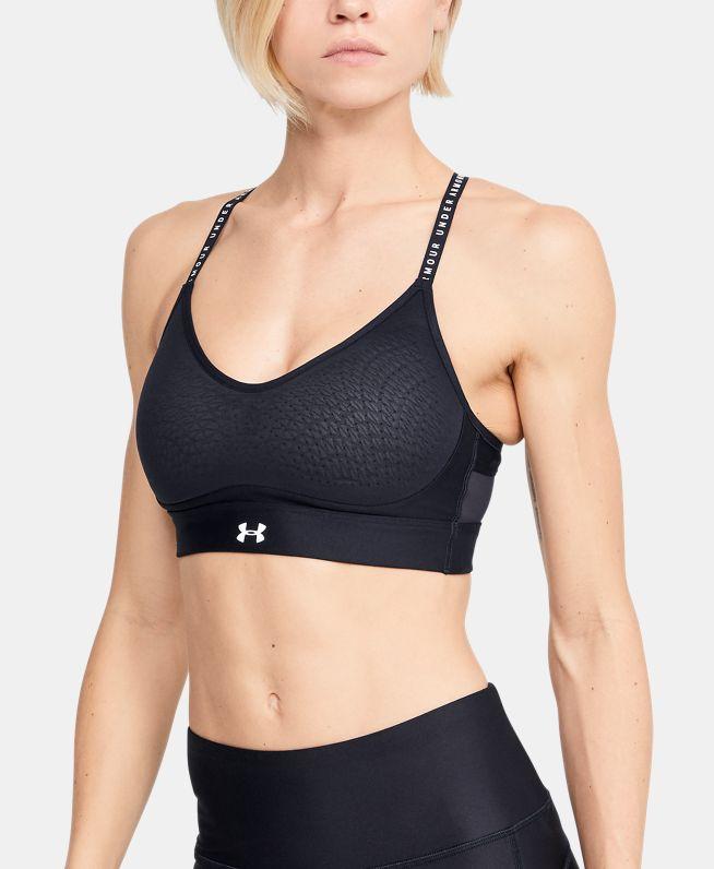 女士UA Infinity运动内衣—低强度
