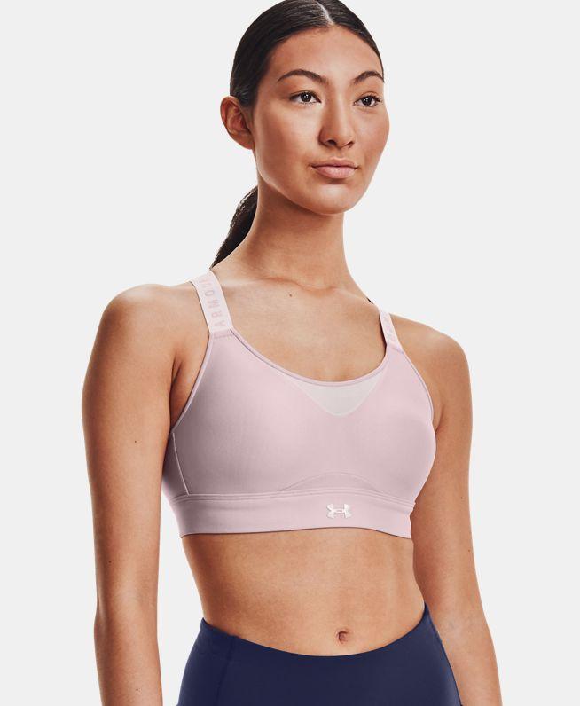 女士UA Infinity运动内衣—高强度