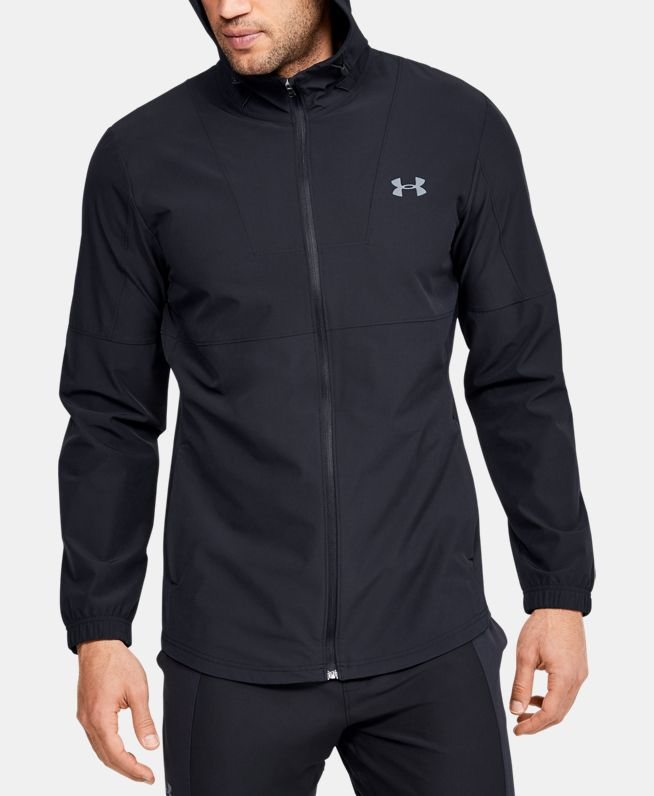 男士UA Training梭织夹克