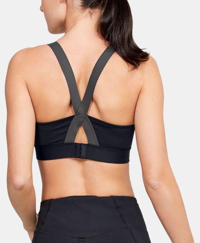 女士UA RUSH运动内衣—中强度