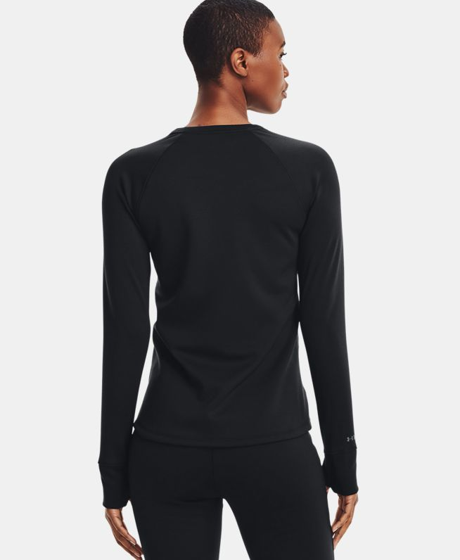 女士ColdGear® Base 4.0圆领运动衣