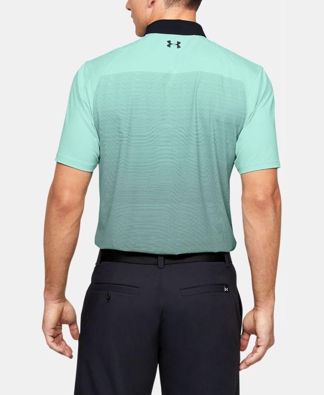 男士UA Iso—Chill Gradient Polo衫