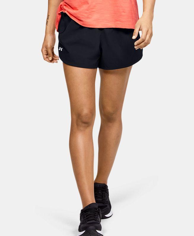 女士UA Recover梭织短裤