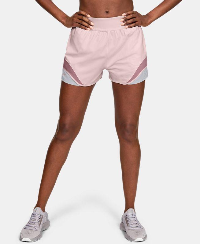 女士UA Warrior短裤