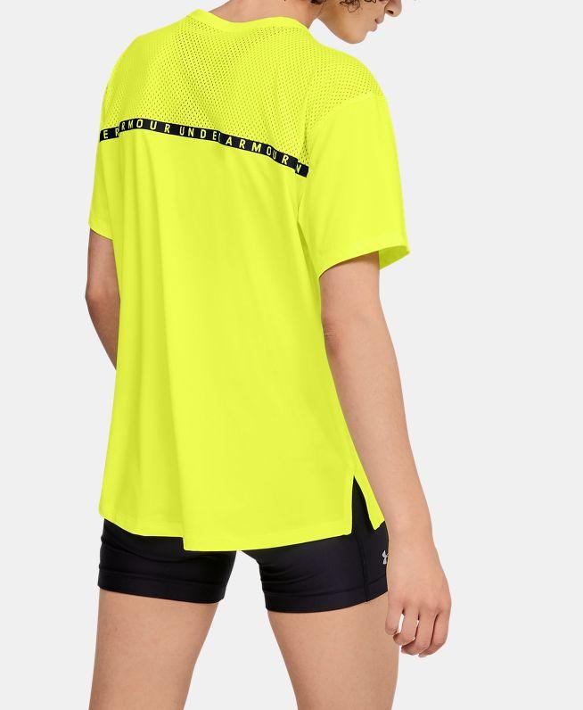 女士UA Armour Sport Oversized短袖T恤