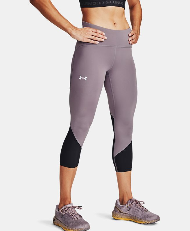 女士UA Fly Fast 2.0 HeatGear®中裤
