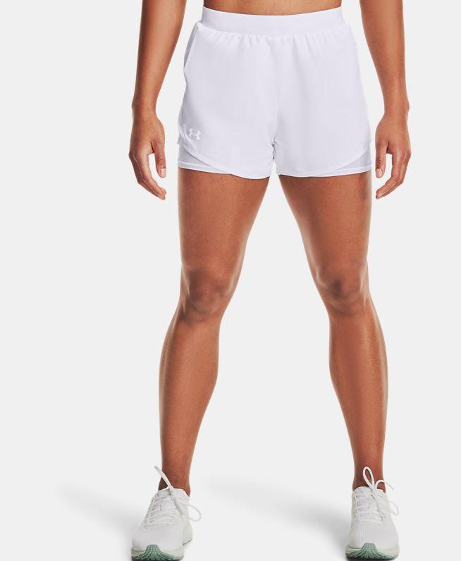 女士UA Fly-By 2.0 2合1短裤