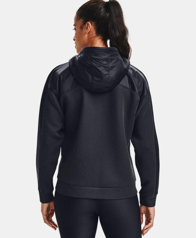 女士UA /MOVE拉链连帽上衣