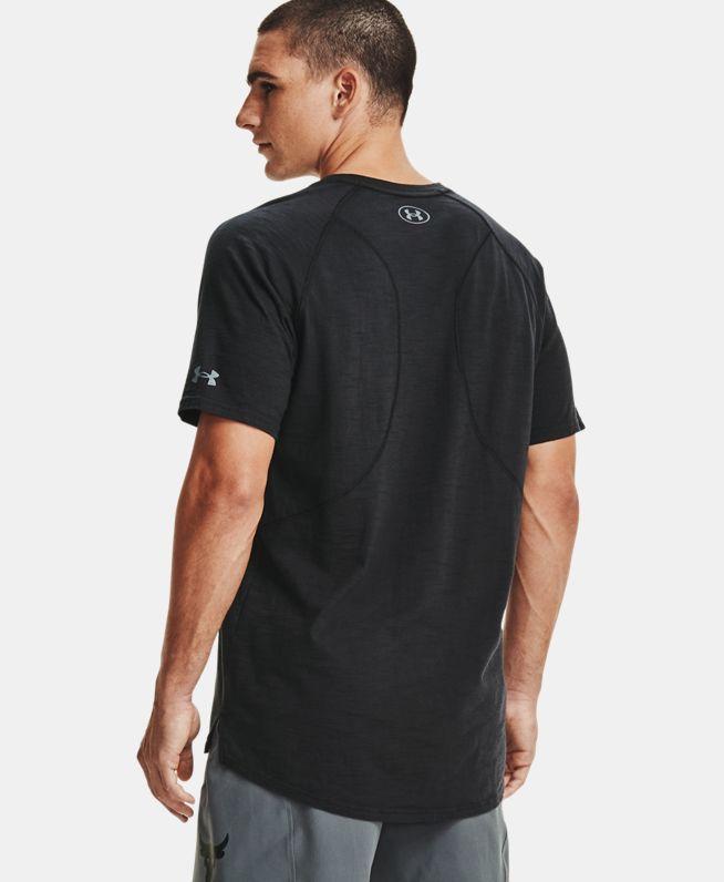 男士Project Rock强森Charged Cotton®短袖T恤