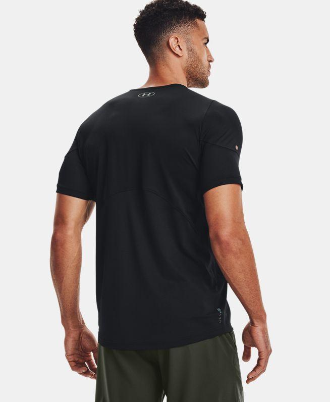 男士UA RUSH HeatGear® 2.0短袖T恤