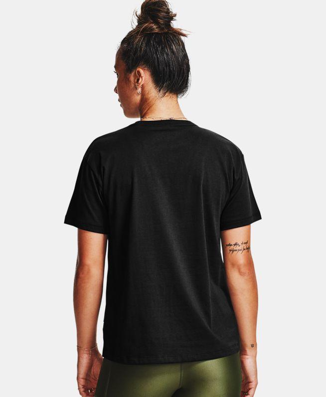 女士Project Rock Graphic短袖T恤