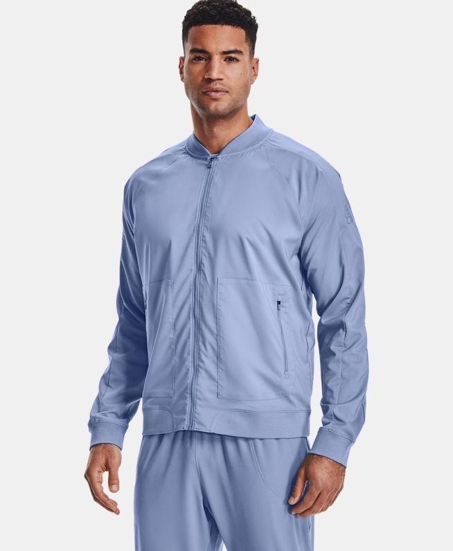 男士UA UNDRTD Warmup梭织夹克