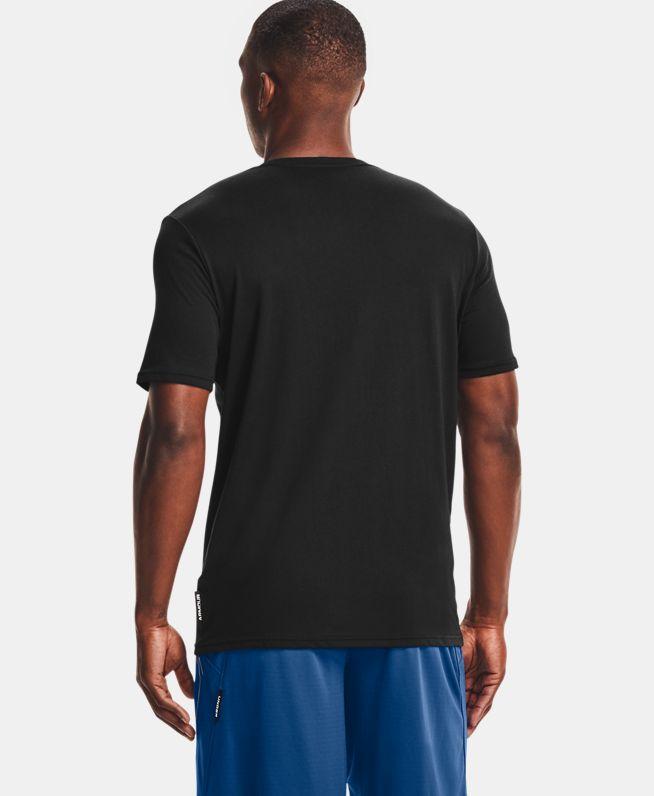 男士库里Curry Logo短袖T恤
