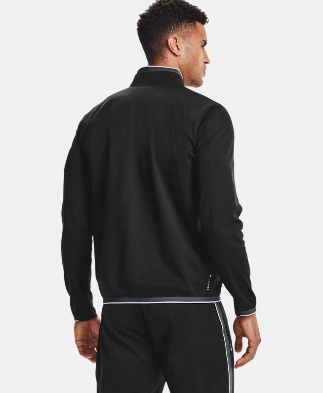 男士UA RECOVER Knit Track夹克