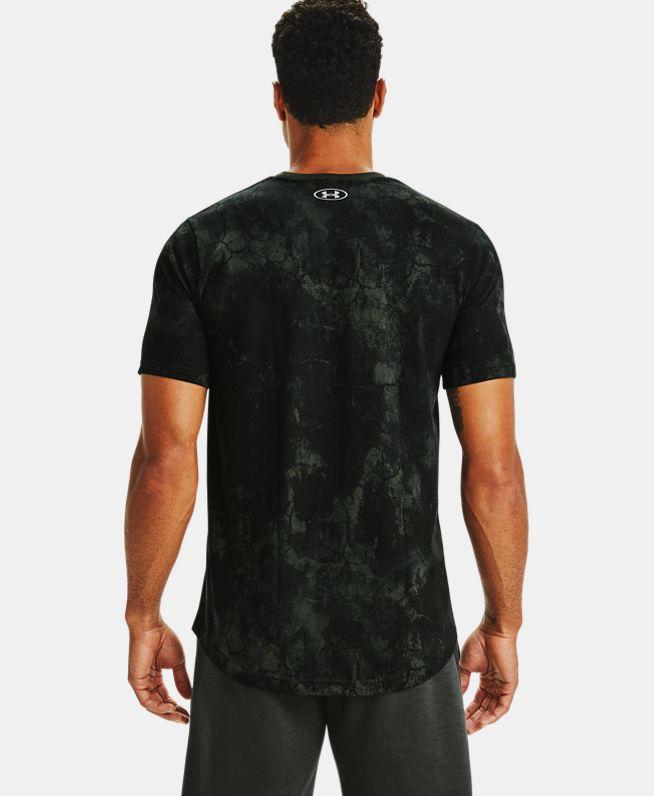 男士Project Rock All Over印花短袖T恤