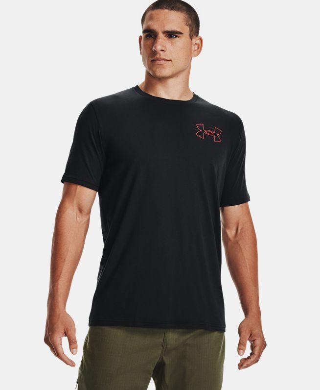 男士UA Elk Skullmatic短袖T恤