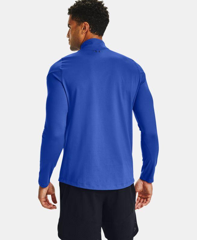 男士UA RUSH ColdGear® 2.0高领运动衣