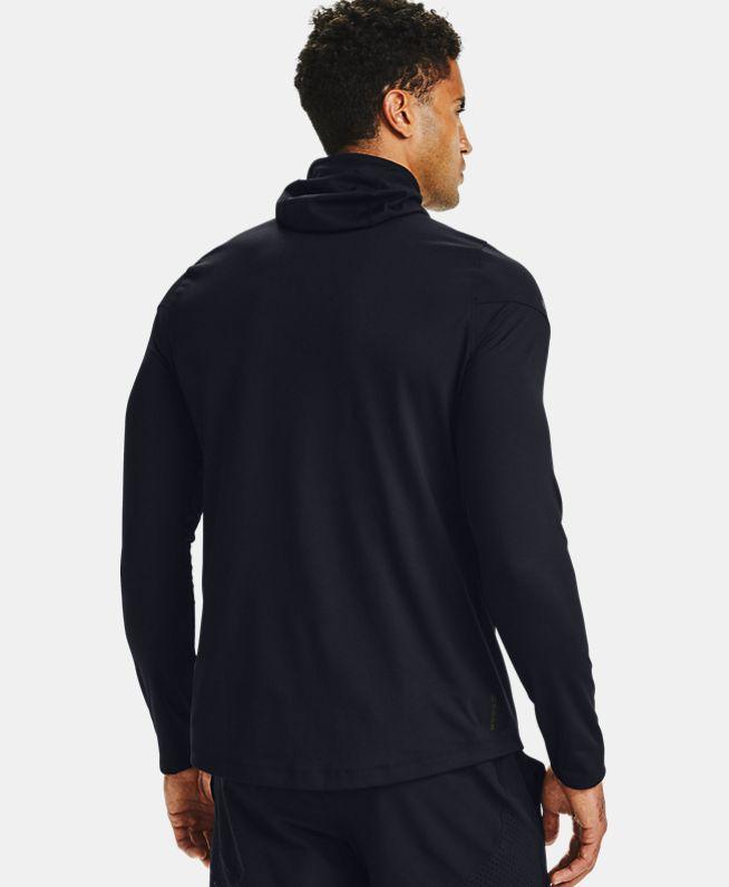 男士UA RUSH ColdGear® 2.0连帽上衣