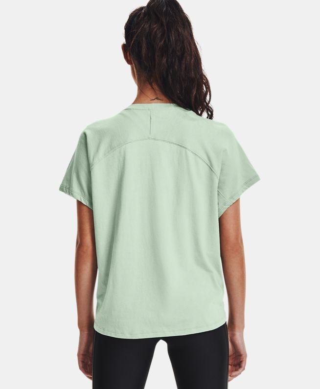 女士Project Rock强森BSR短袖T恤