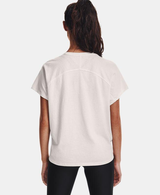 女士Project Rock强森Outwork短袖T恤