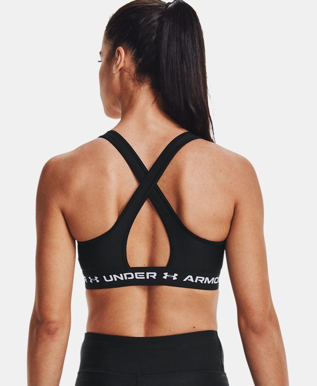 女士Armour Crossback Pride运动内衣—中强度