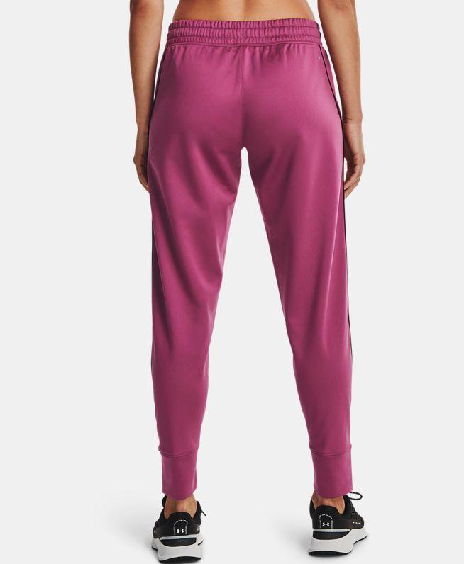 女士UA RECOVER Tricot长裤