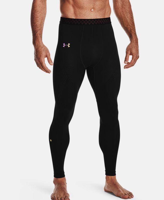 男士UA RUSH Seamless紧身裤