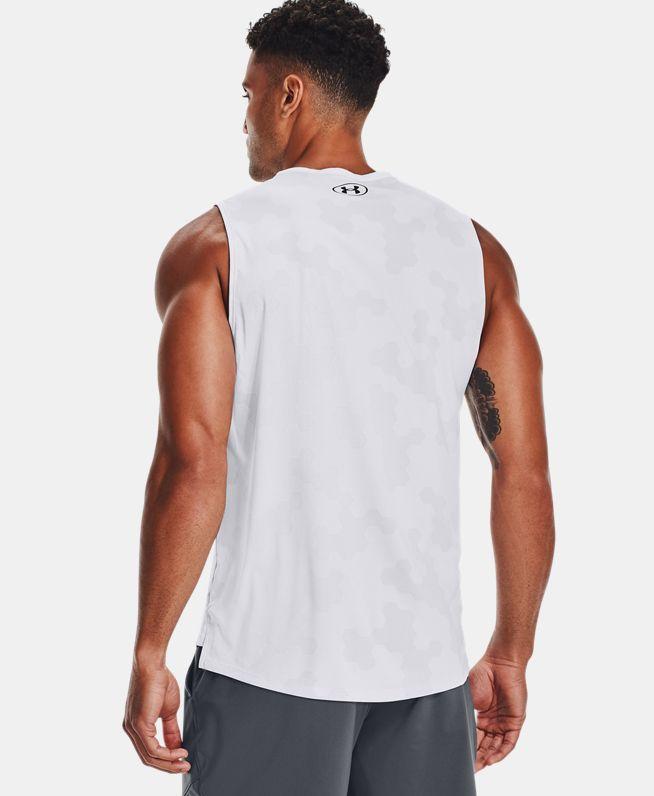 男士UA CoolSwitch无袖T恤