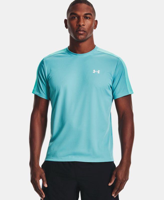 男士UA Speed Stride短袖T恤