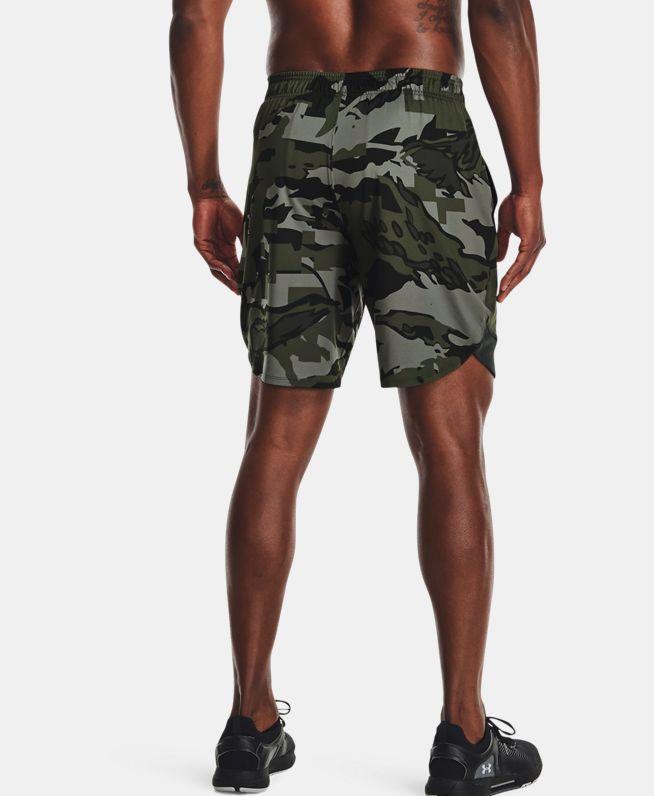 男士UA Train Stretch Camo短裤