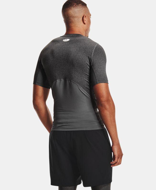 男士UA HeatGear® Armour短袖T恤