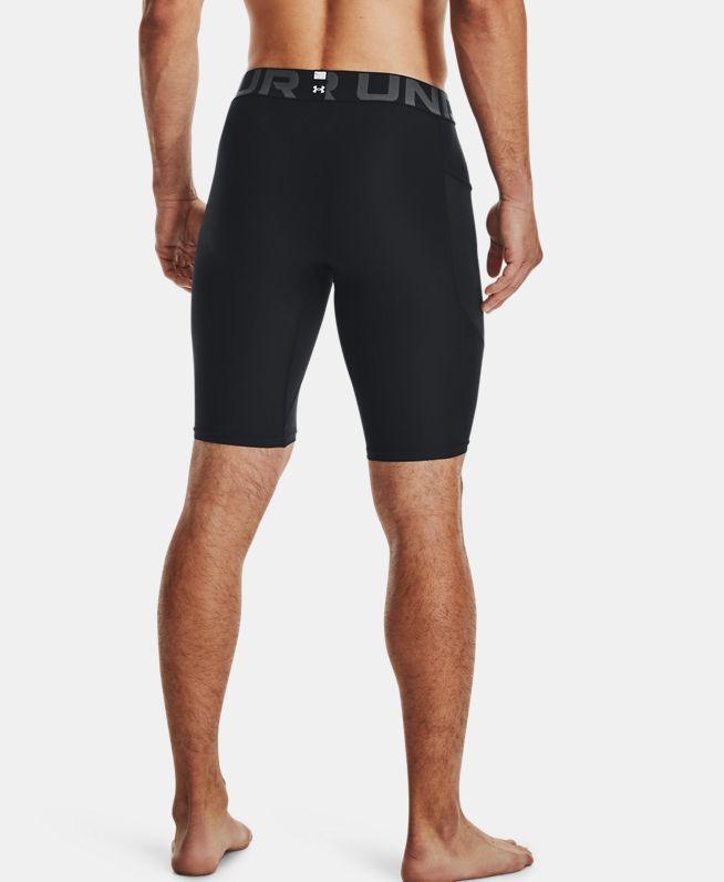 男士HeatGear® Pocket Long短裤