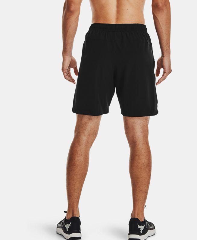 男士Project Rock强森梭织短裤