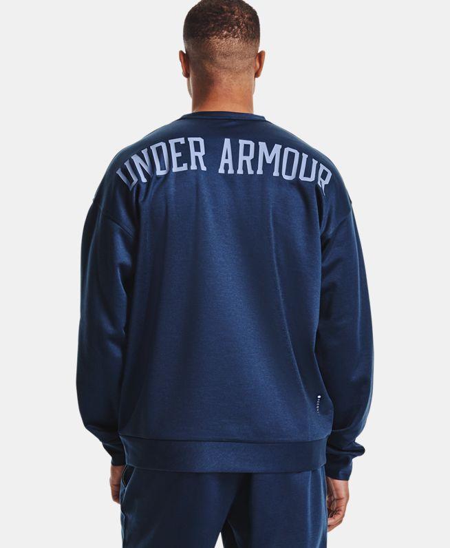 男士UA RECOVER长袖圆领运动衣