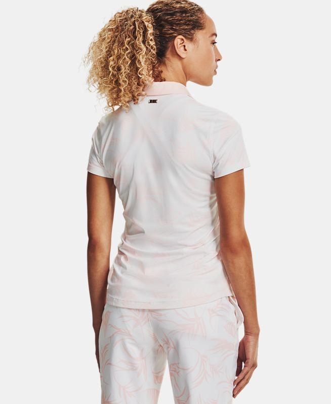 女士UA Iso-Chill短袖Polo衫