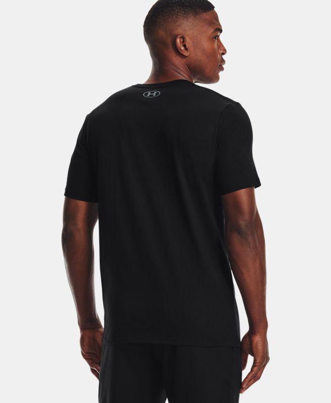 男士UA Hoops Logo T恤