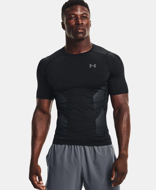 男士UA HeatGear® Vent短袖T恤