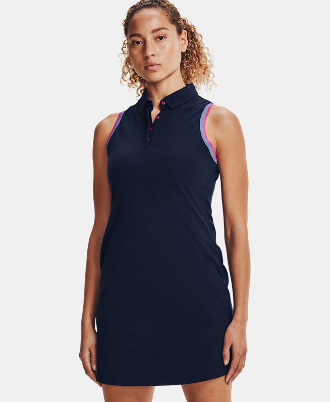 女士UA Zinger Pique连衣裙