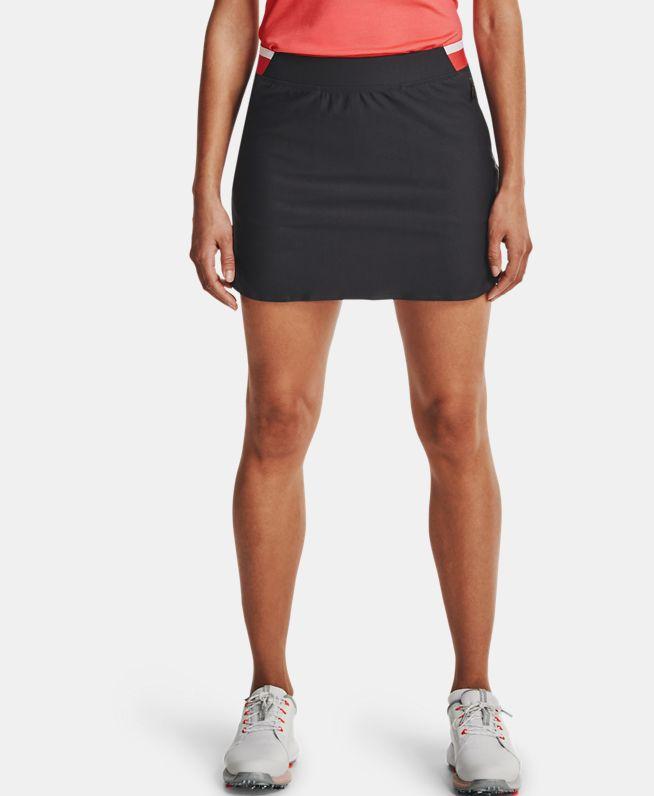 女士UA Links针织短裤裙