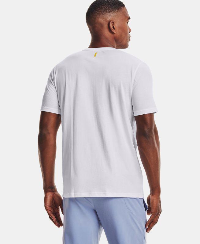 男士库里Curry UNDRTD Splash T恤