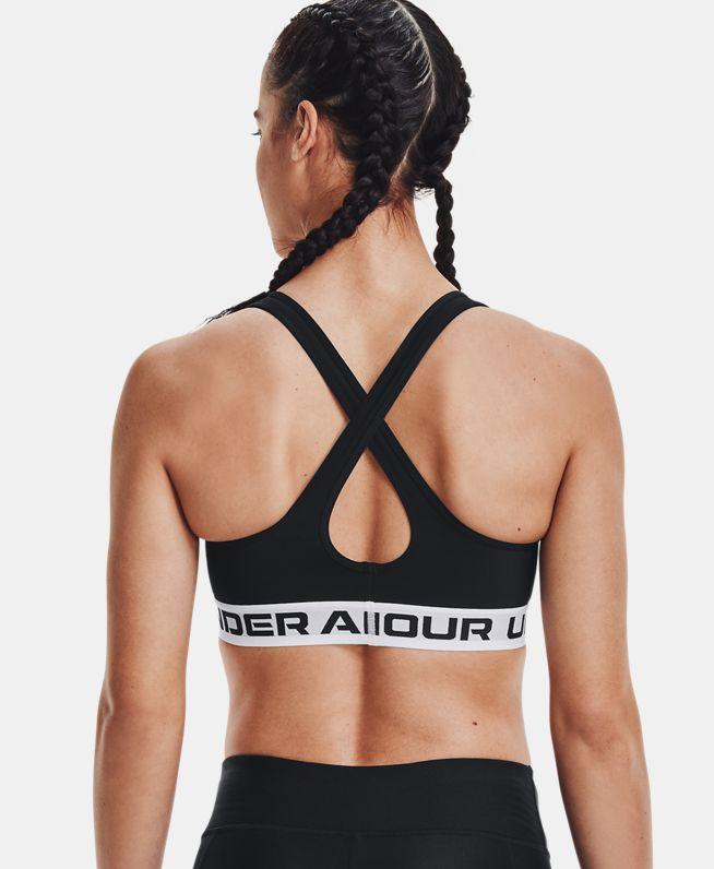 女士DFO Crossback UPDATE运动内衣—中强度