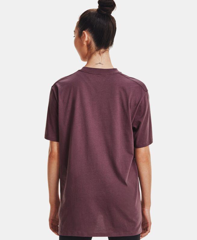 女士UA Graphic Oversized短袖T恤