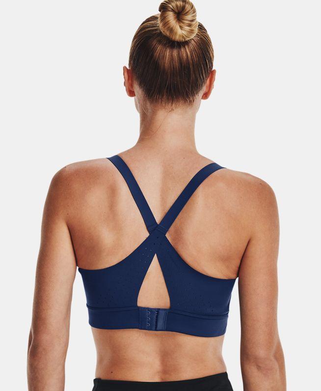 女士UA RUSH运动内衣—高强度