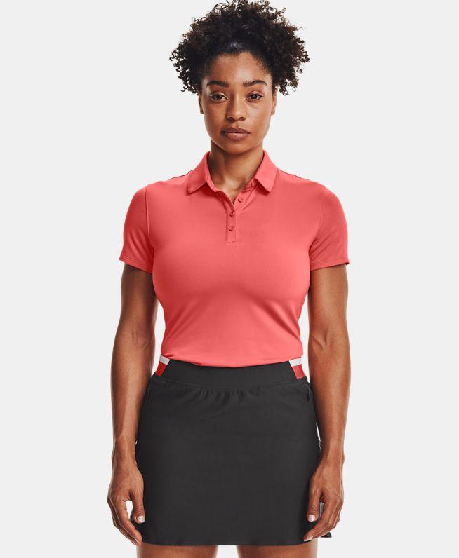 女士UA Zinger短袖Polo衫