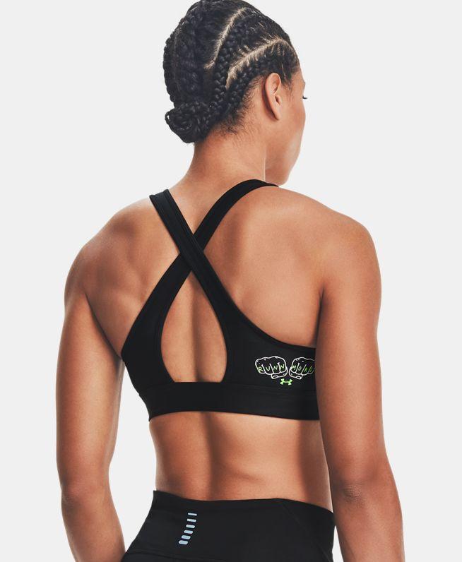 女士Armour Crossback G跑步运动内衣—中强度