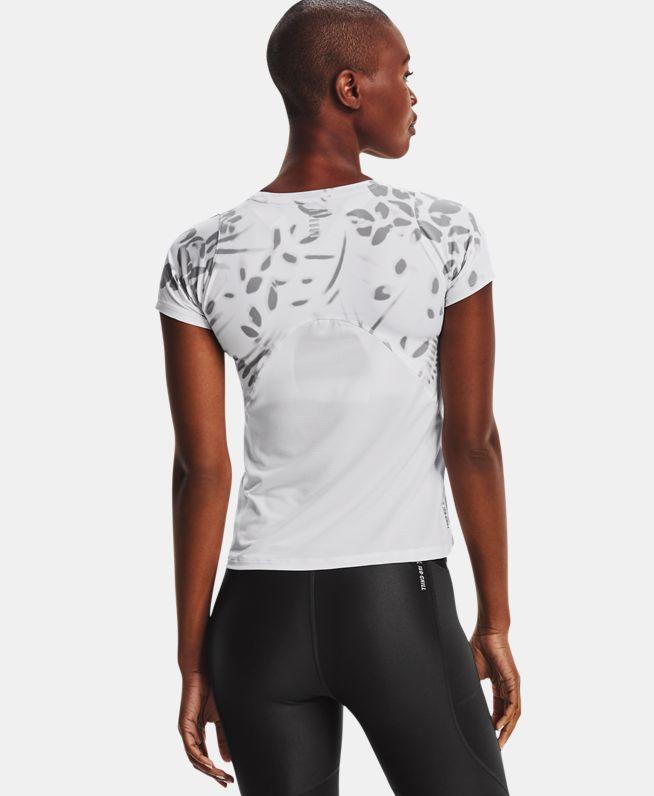 女士UA Iso-Chill 200印花短袖T恤